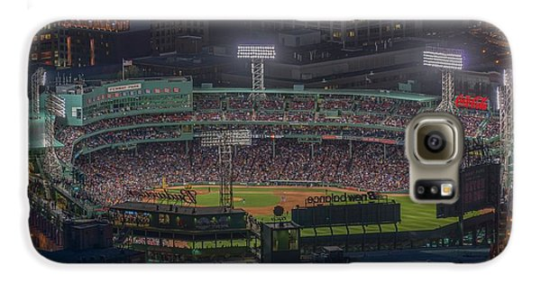 Fenway Park Galaxy S6 Case by Bryan Xavier