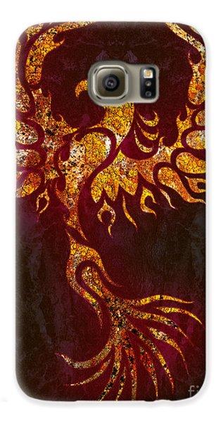 Fiery Phoenix Galaxy S6 Case