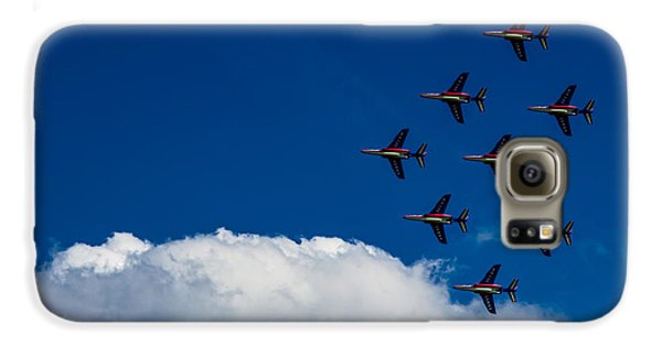 Fighter Jet Galaxy S6 Case by Martin Newman