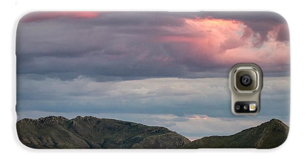 Glow In Clouds Galaxy S6 Case