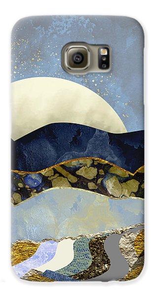 Landscapes Galaxy S6 Case - Firefly Sky by Katherine Smit