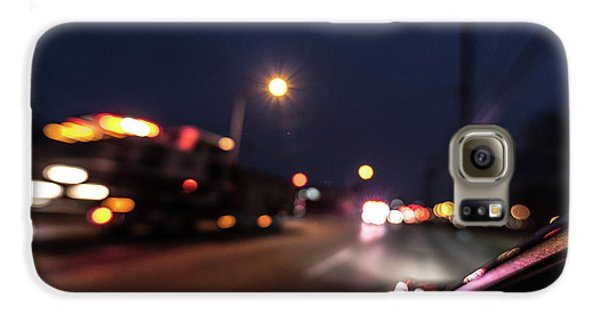 Galaxy S6 Case featuring the photograph First Responders by Randy Scherkenbach