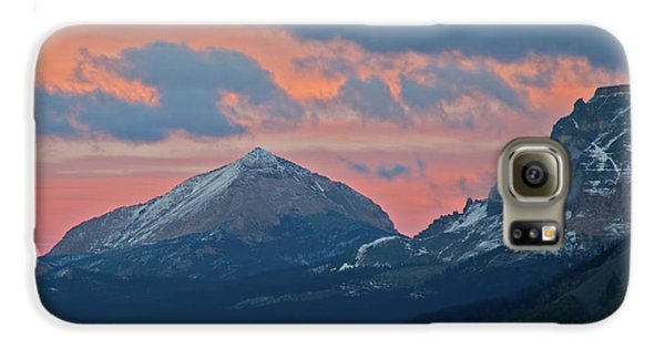 First Snow Fall Galaxy S6 Case