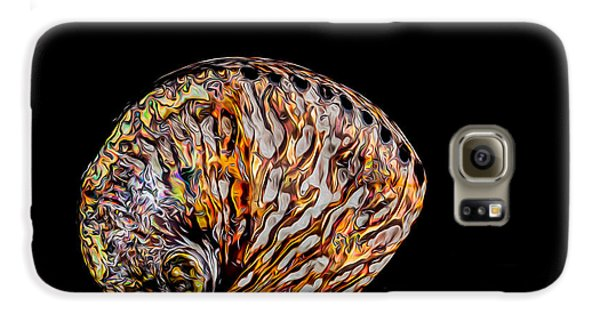 Flame Abalone Galaxy S6 Case