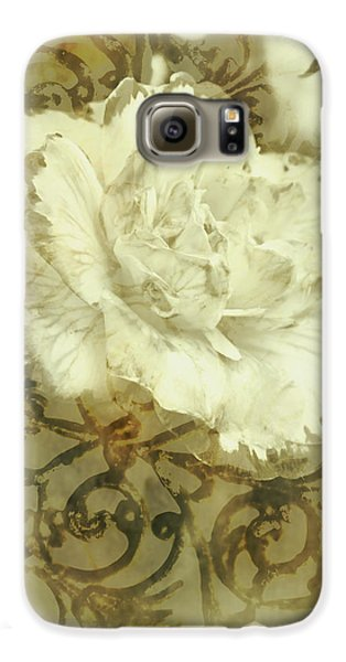 Flowers By The Window Galaxy S6 Case