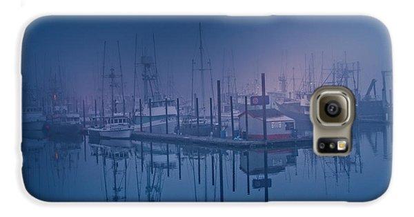 Foggy Bay Front Galaxy S6 Case