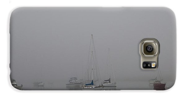 Waiting Out The Fog Galaxy S6 Case by David Chandler