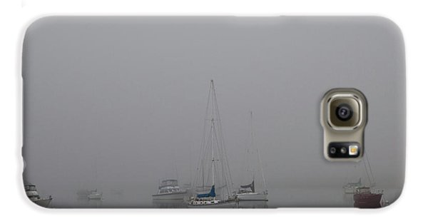 Waiting Out The Fog Galaxy S6 Case