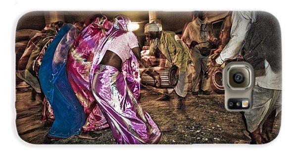 Folk Dance Galaxy S6 Case