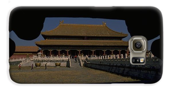 Forbidden City, Beijing Galaxy S6 Case by Travel Pics