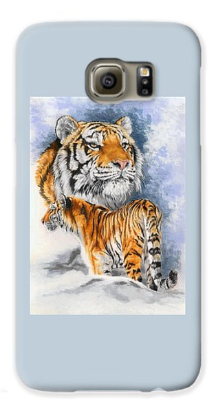Forceful Galaxy S6 Case by Barbara Keith