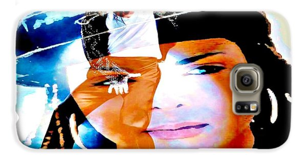 Forever  Dance Galaxy S6 Case by Tony Ashley