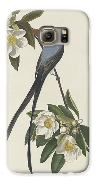 Forked-tail Flycatcher Galaxy S6 Case