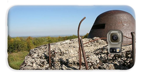 Galaxy S6 Case featuring the photograph Fort De Douaumont - Verdun by Travel Pics