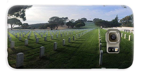 Fort Rosecrans National Cemetery Galaxy S6 Case