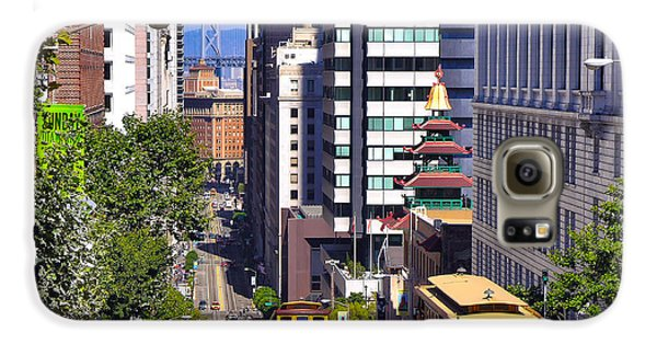 Four Points - San Francisco Galaxy S6 Case