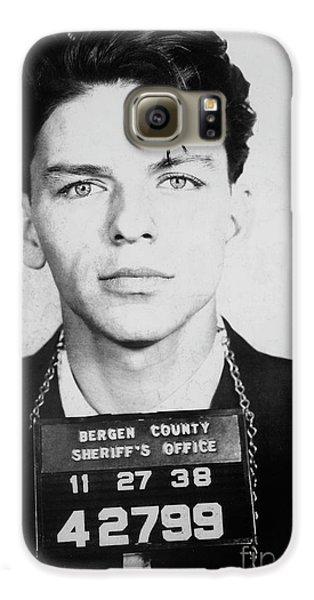 Frank Sinatra Mugshot Galaxy S6 Case