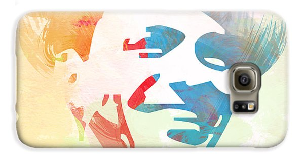 Jazz Galaxy S6 Case - Frank Sinatra by Naxart Studio