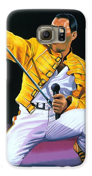 Freddie Mercury Live Galaxy S6 Case