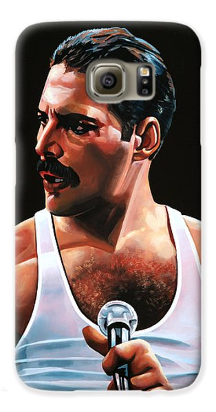 Freddie Mercury Galaxy S6 Case