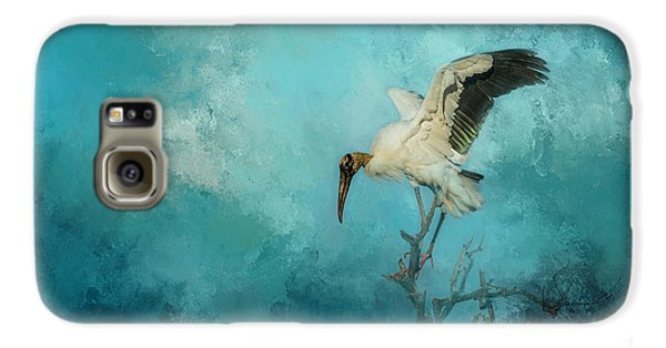 Stork Galaxy S6 Case - Free Will by Marvin Spates