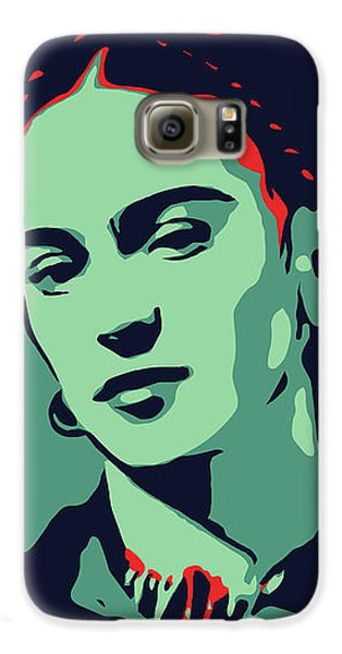Frida Kahlo Galaxy S6 Case