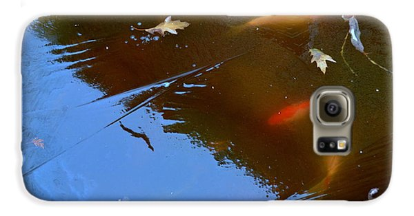 Frozen Carp Galaxy S6 Case