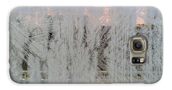 Frozen Window Galaxy S6 Case