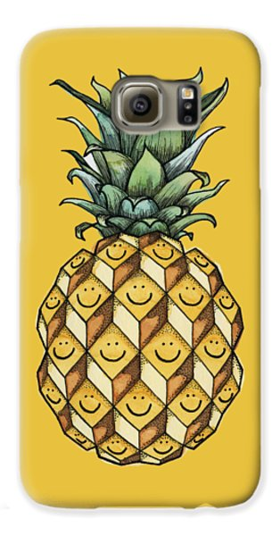 Fruitful Galaxy S6 Case by Kelly Jade King