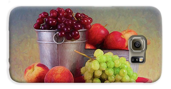 Fruits On Centerstage Galaxy S6 Case