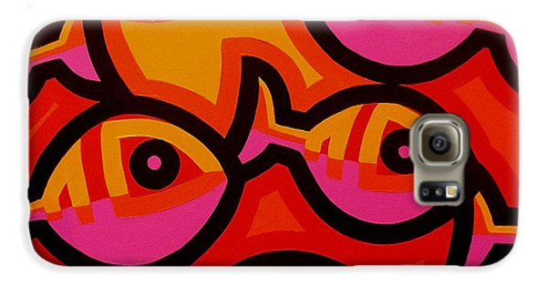 Funky Fish Iv Galaxy S6 Case