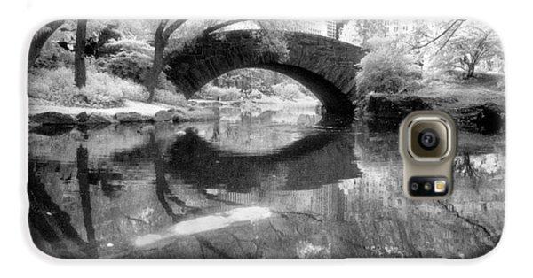 Gapstow Bridge Ir H Galaxy S6 Case