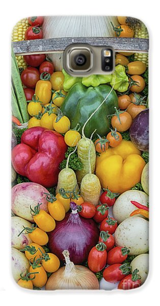 Garden Produce Galaxy S6 Case by Tim Gainey