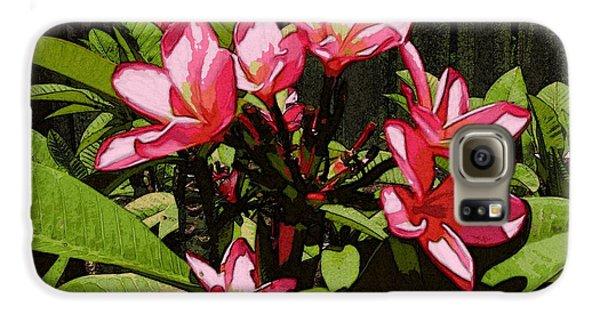 Gardren Joy Galaxy S6 Case by Winsome Gunning