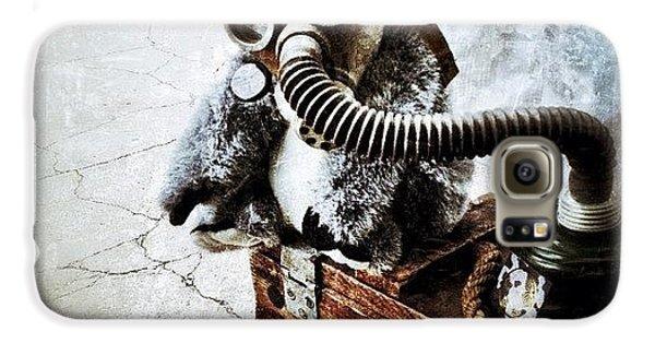 Gas Mask Koala Galaxy S6 Case