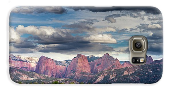 Gathering Storm Over The Fingers Of Kolob Galaxy S6 Case