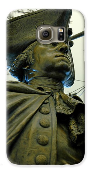 General George Washington Galaxy S6 Case by LeeAnn McLaneGoetz McLaneGoetzStudioLLCcom