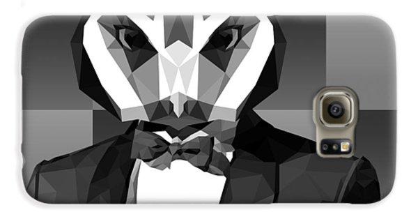 Geometric Owl Galaxy S6 Case