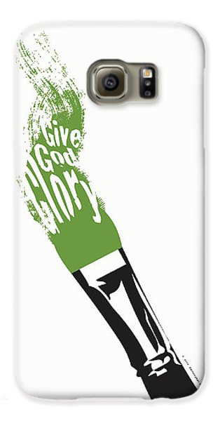 Give God Glory  Galaxy S6 Case