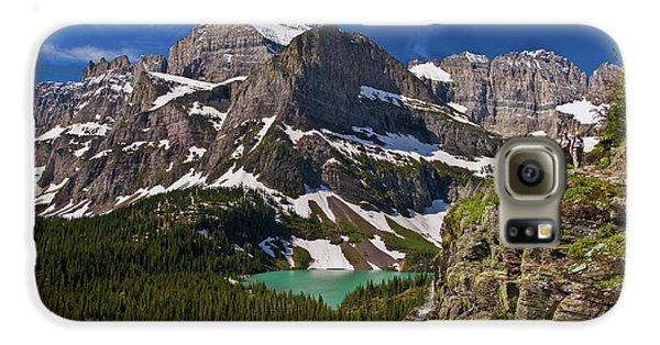 Glacier Backcountry 2 Galaxy S6 Case
