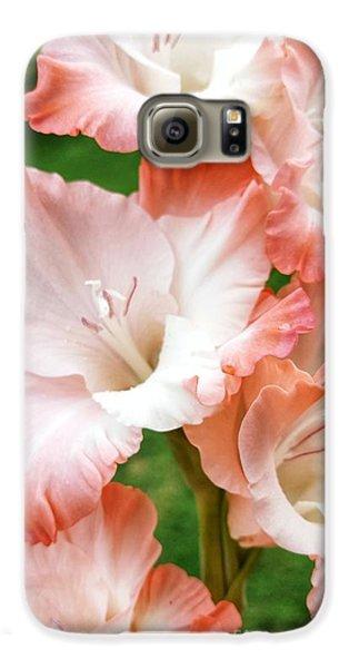 Gladiolus Ruffles  Galaxy S6 Case