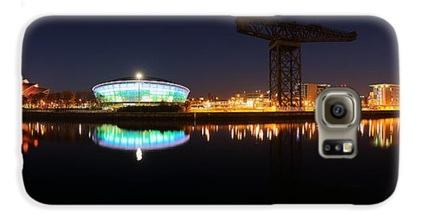 Glasgow Clyde Panorama Galaxy S6 Case