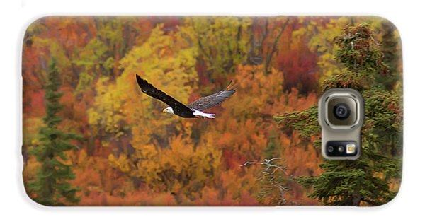 Glide Path Galaxy S6 Case by Ed Boudreau