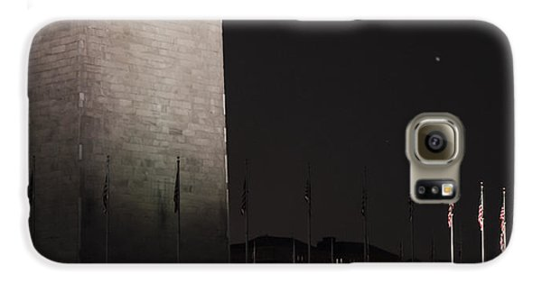 Glmpse Of The Washington Monument Galaxy S6 Case