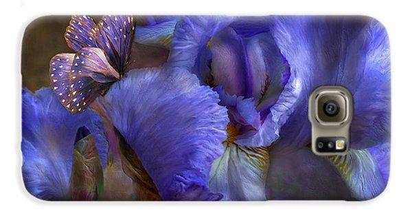 Goddess Of Mystery Galaxy S6 Case by Carol Cavalaris