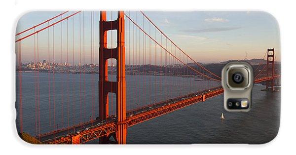 Golden Gate Bridge Galaxy S6 Case by Nathan Rupert