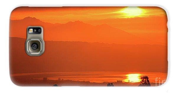 Golden Hour Galaxy S6 Case
