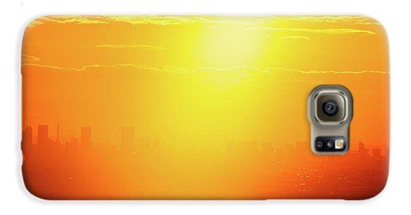 Golden Light Galaxy S6 Case