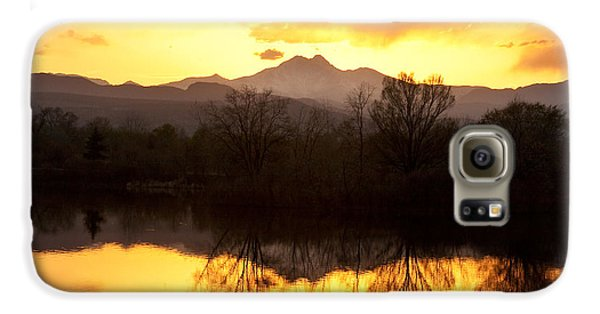 Golden Ponds Longmont Colorado Galaxy S6 Case by James BO  Insogna