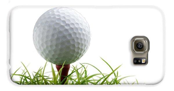 Golfball Galaxy S6 Case by Kati Molin